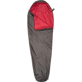CAMPZ Trekker Light 300 XL Sac de couchage, anthracite/red